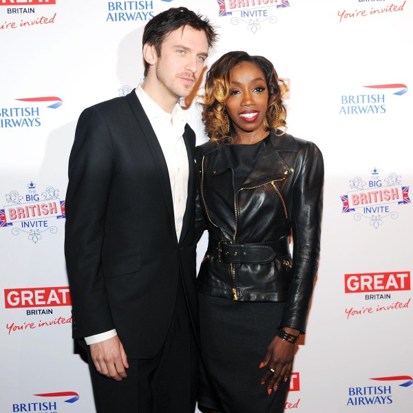 VISITBRITAIN DAN STEVENS AND ESTELLE