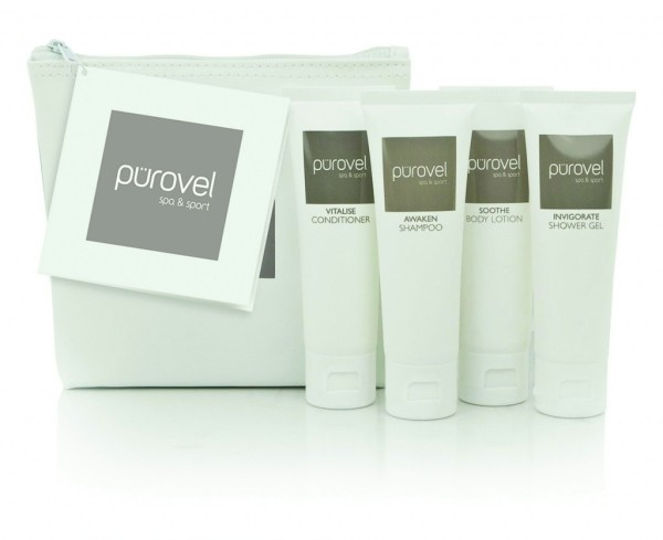 Pürovel Travel Set,